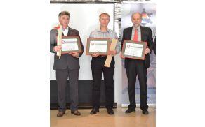 Letos so certifikat prejele tri občine.