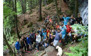 Angleški tabor Radovljica 2014