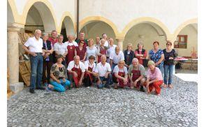 Skupinska slika udeležencev delavnic
