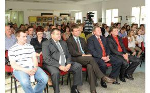 "Proslava ob zaključku projekta ""Evropa za Državljane"""