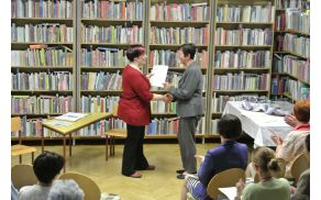 Vsi udeleženci in udeleženke so prejeli priznanja.