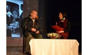 Del prireditve je bil namenjen pogovoru s snemalcem filma Tistega lepega dne, Ivom Belcem.