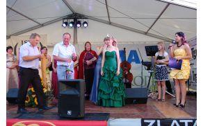 Program bo povezovala vipavska vinska kraljica Katja Blagonja