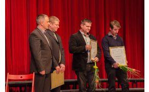 Nagrajenci (foto: arhiv KS Anhovo - Deskle)