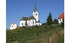 Cerkev v Črešnjicah