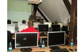 Otvoritvena delavnica Local Press v občini Mežica