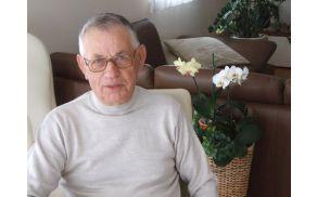 Janez Pinter, dobitnik srebrnega grba Občine Vojnik 2012