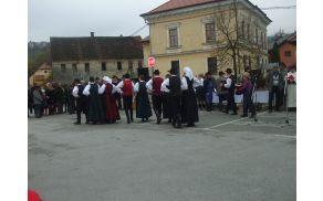 plesna folklorna skupina iz Poljčan