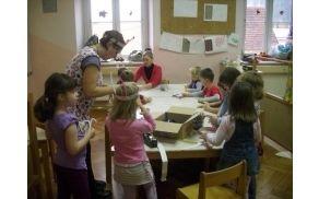 Nagrajeni otroci z mentoricami