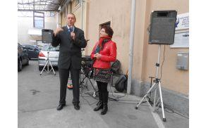 Predsednik Zveze delovnih invalidov Slovenije