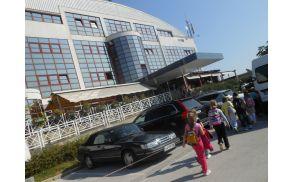 Stavba POP TV v Ljubljani