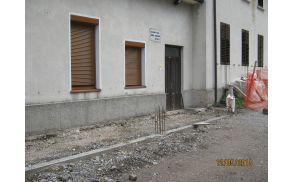 Obnova doma na Srednjem. Foto: Dora Ravnik
