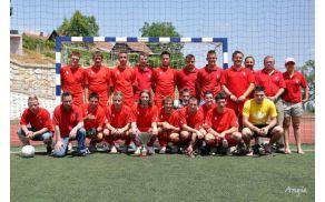 Nogometna sekcija društva