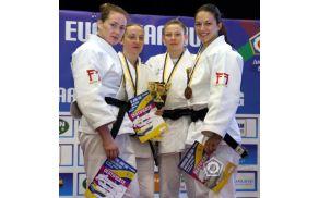 Imeniten uspeh dupleške mladinke - 3. mesto na evropskem članskem pokalu (foto: http://www.eju.net/)