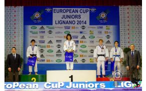 Največji uspeh mlade dupleške tekmovalke (foto :http://www.intjudo.eu)