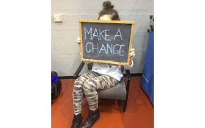Naredi spremembo! Spremeni se!