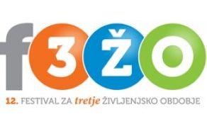 V ponedeljek, 1. oktobra, bo v Cankarjevem domu odprl vrata že 12. Festival za tretje življenjsko obdobje (F3ŽO),