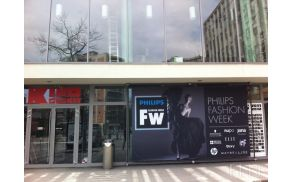 Kino šiška se pripravlja na teden mode. (foto: arhiv Philips fashion week)