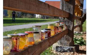 Marmelada 2013 - vzorci marmelad so šli v strast. Foto: Lapego