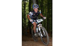 Blaž si želi ostati v vrhu slovenskega gorskega kolesarjenja.