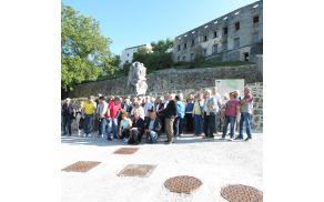 S srečanja Unitre iz Krmina in Mosta v Štanjelu 24. 9. 2016. Foto Dora Furlan
