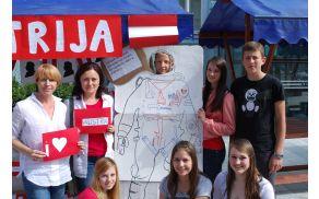*Avstrija skozi oči učencev in mentorjev Oš Frankolovo