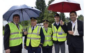 """ZŠAM Krško v preventivni akciji """"Varovanje učencev na poti v šolo"""""""