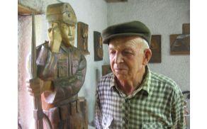 Franc Jerončič ima bogat etnološki muzej. Foto: Spletna stran Zorana Jerončiča