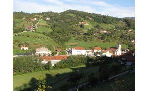 Frankolovo - panorama