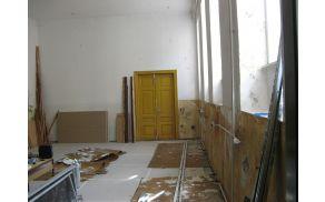 Dvorana na Balosu bo prenovljena do septembra