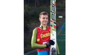 Kristijan Ravnik. Foto: Vesna Arh