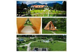 Glamping hišice in poročni park Pr´ Bizjak