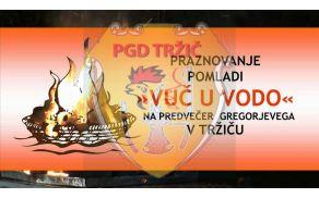 GREGORJEVO Z GASILCI PGD TRŽIČ 12. 03. 2016