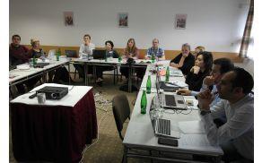 Kick off meeting projekta HoCare v Pragi