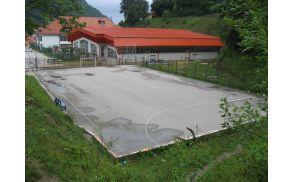Igrišče ob OŠ Tržič bo dobilo novo podobo (foto: Arhiv Občine Tržič)