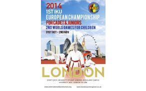 Evropsko prvenstvo v karateju - London 2014