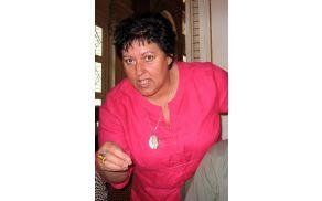 Predsednica Invalidskega društva ILCO za Koroško