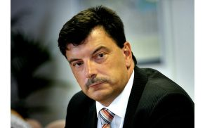 Župan Občine Grosuplje dr. Peter Verlič.