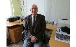 Franc Hartman, podpredsednik DI Slovenj Grdec