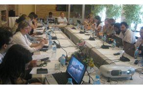 NET-Age srečanje v Albaniji. Foto: TIC Kanal