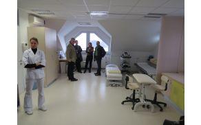 Prostori fizioterapije (foto: Media butik)