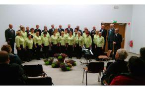 Mešani cerkveni pevski zbor župnije sv. Jerneja Vojnik