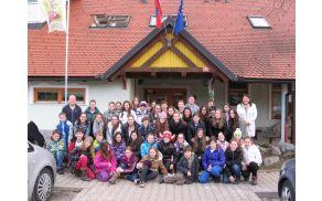 Mladinski pevski zbor OŠ Vojnik v Gorenju nad Zrečami