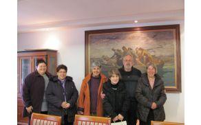 župan in VDC Nova Gorica