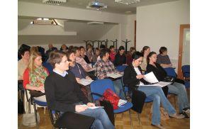 """Seminar """"Kaj prinaša reforma trga dela"""""""