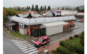 Odkrita streha Eurospina