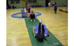 Suhi treningi mladih ajdovskih smučarjev