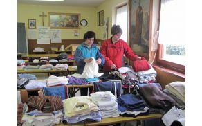 Zbiranje oblačil