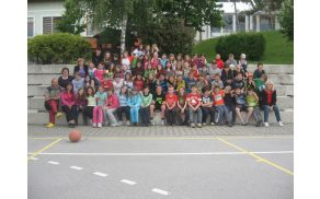 Planinska šola v naravi Gorenje 2012