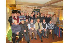 Udeleženci opbčnega zbora
